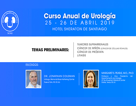 Programa Curso Anual de Urología 2019